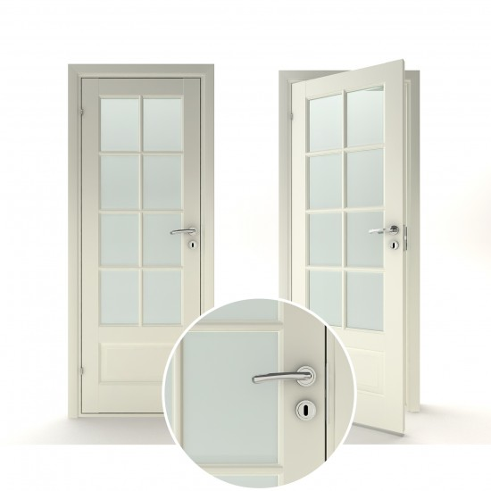 Norge Glazed - 264.46eur. Skandinaviško tipo, www.doorshop.lt