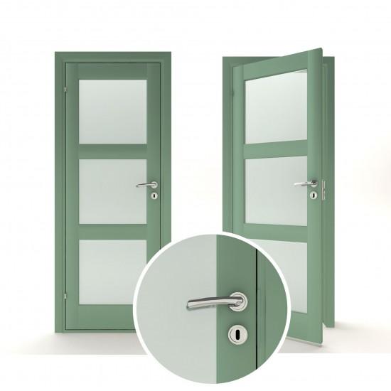 Trend 3 Glazed - 247.93eur. Skandinaviško tipo, www.doorshop.lt