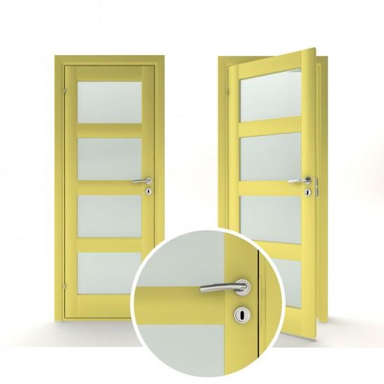 Trend 4 Glazed - 247.93eur. Skandinaviško tipo, www.doorshop.lt
