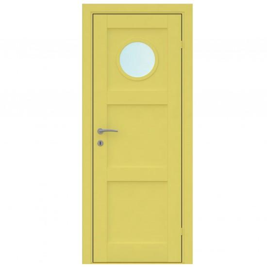 Trend DS1-SQU3 - 264.46eur. Skandinaviško tipo, www.doorshop.lt