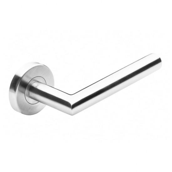 Durų rankena TL 07 INOX - 9.92eur. INOVO rankenos, www.doorshop.lt