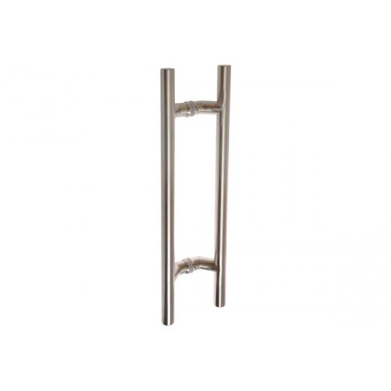 Rankena HR-121 - 40.50eur. Nerūdijančio plieno rankenos, www.doorshop.lt