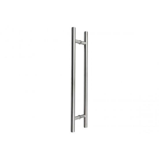 Rankena HR-156 INOX - 40.50eur. Nerūdijančio plieno rankenos, www.doorshop.lt