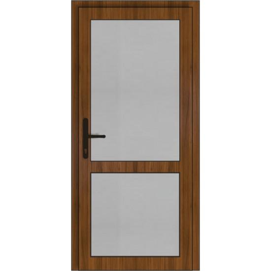 PVC Durys Therm Light White - 388.43eur. PVC lauko durys THERM LIGHT, www.doorshop.lt