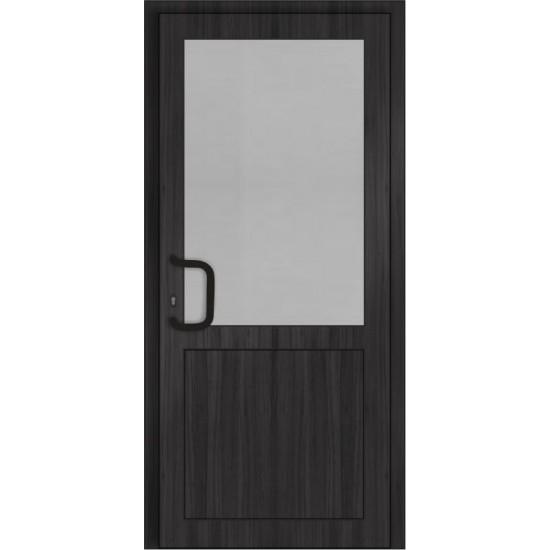 PVC Durys Therm Light Antracyt/White - 520.66eur. PVC lauko durys THERM LIGHT, www.doorshop.lt