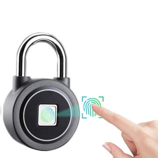 Išmanusis pakabinamas užraktas iNOVO QV10 - 53.72eur. Išmaniosios rankenos, www.doorshop.lt