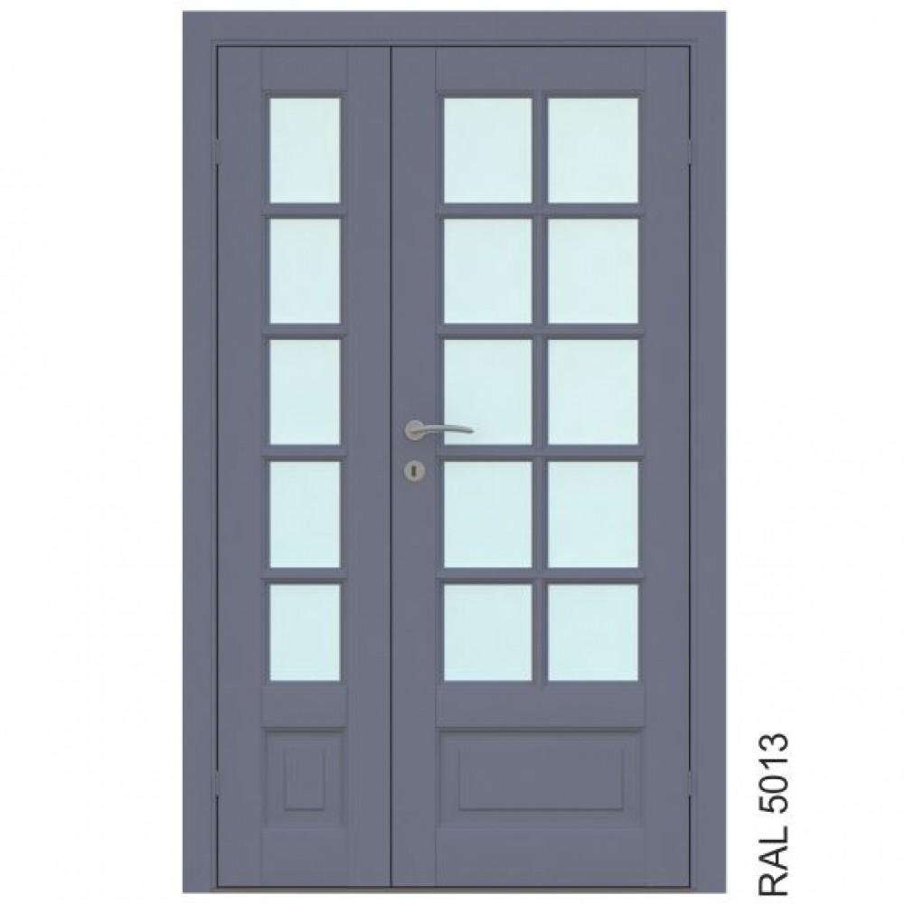 Norge Double, Skandinaviško stiliaus durys