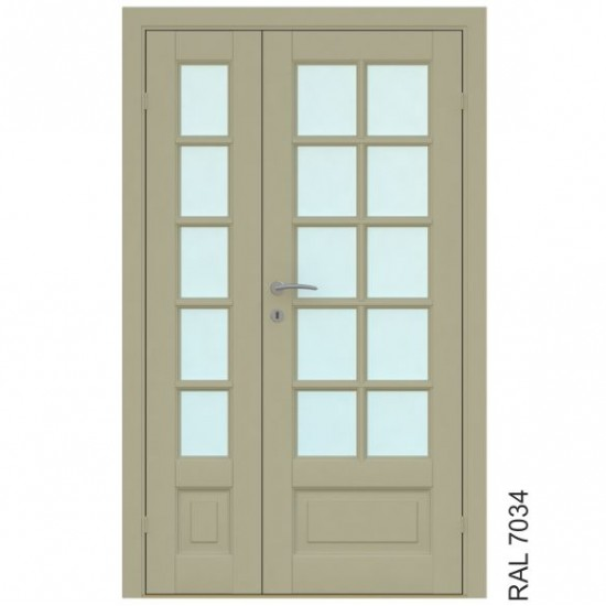 Norge Double - 454.55eur. Skandinaviško tipo dviverės durys, www.doorshop.lt