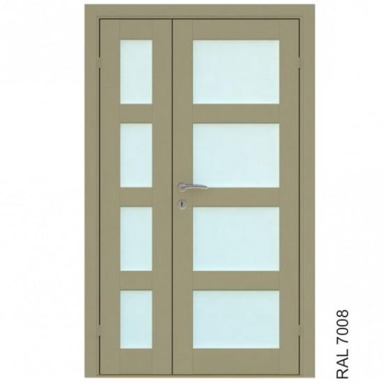 Trend 4 Double - 379.34eur. Vidaus durys, www.doorshop.lt