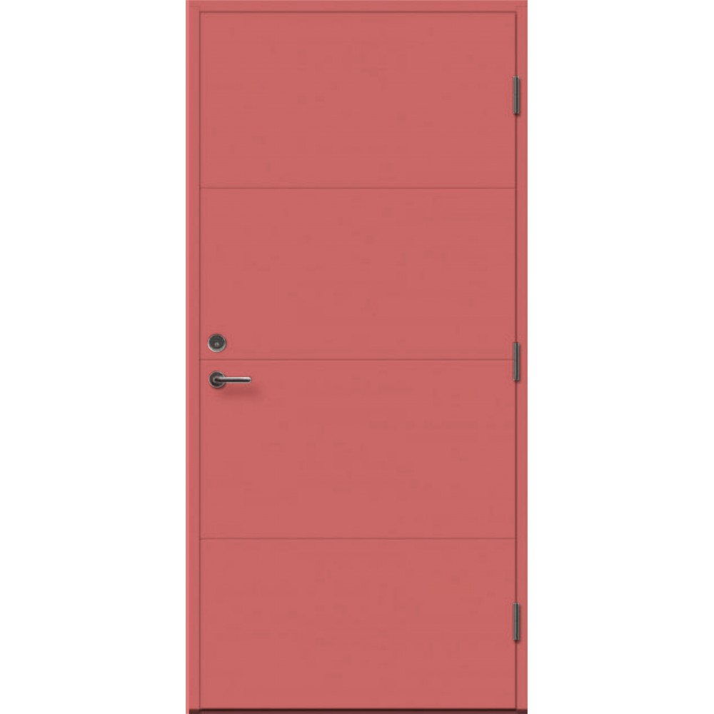 STORO - dažytos lauko durys, Lauko durys