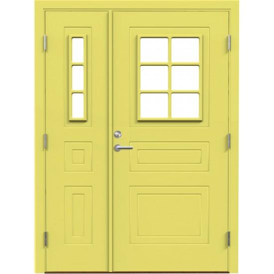 VMT G5 Double - 760.33eur. Skydinės Exterior durys, www.doorshop.lt