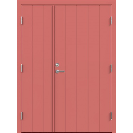 VMT D1 Double - 595.04eur. Skydinės Exterior durys, www.doorshop.lt