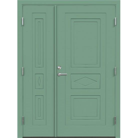 VMT D4 Double - 595.04eur. Skydinės Exterior durys, www.doorshop.lt