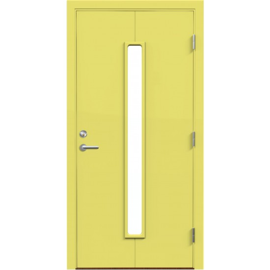 VMT-G10 - 379.34eur. Skydinės Exterior durys, www.doorshop.lt