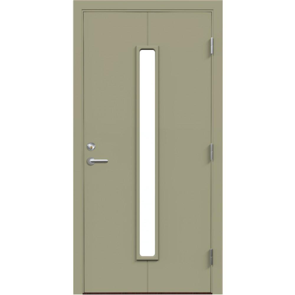 VMT-G10, Lauko durys