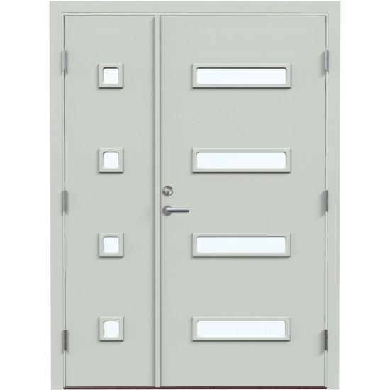 VMT G6 Double - 760.33eur. Skydinės Exterior durys, www.doorshop.lt