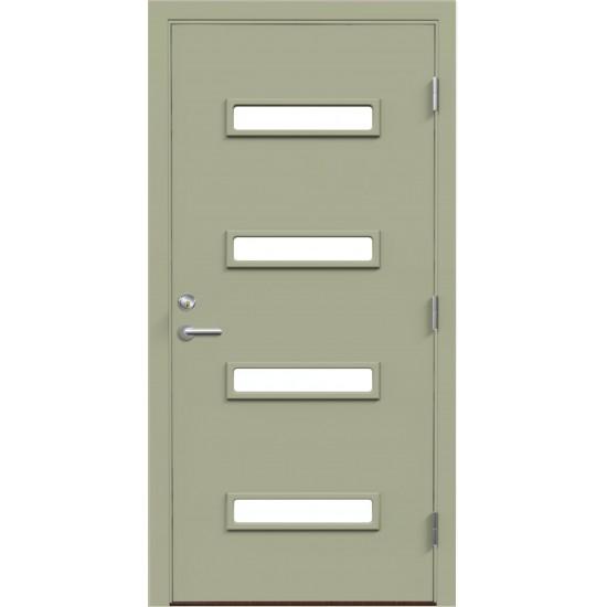 VMT-G6 - 438.02eur. Skydinės Exterior durys, www.doorshop.lt
