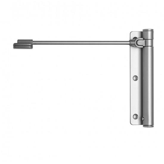 Sulėtintojas iki 60kg kairė pilkas - 16.53eur. Langų ir durų priedai, www.doorshop.lt