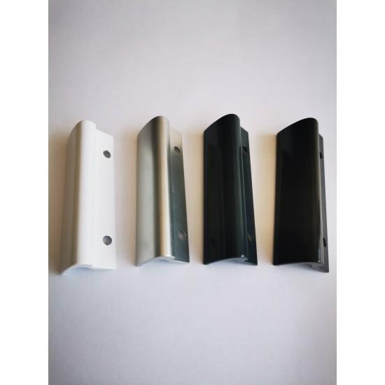 Balkono durų rankenėlė aliuminio