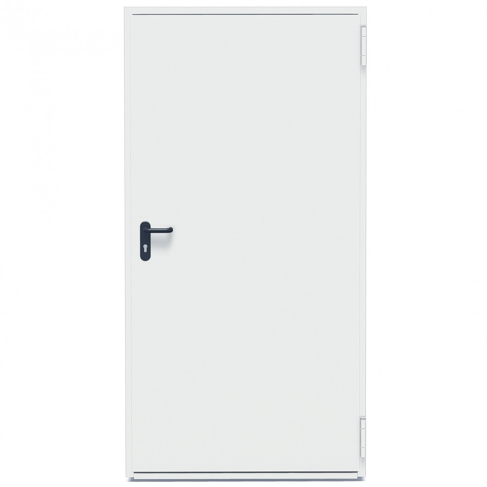 šviesiai pilkos spalvos metalinės durys zk tipo, kampinė stakta