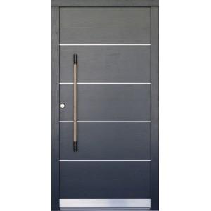 Šarvuotos lauko durys Delta 5