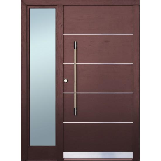 Šarvuotos lauko durys Delta 5-2, Šarvuotos lauko durys Delta