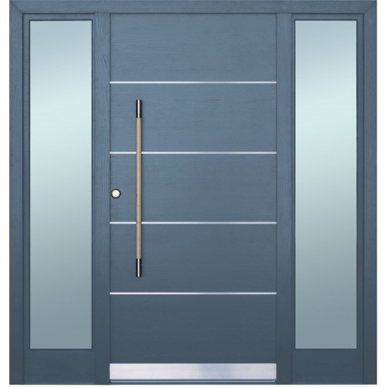 Šarvuotos lauko durys Delta 5-3, Šarvuotos lauko durys Delta