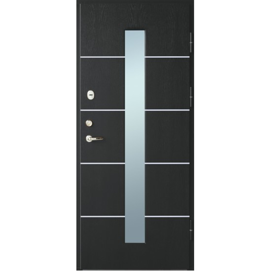 Šarvuotos lauko durys Delta Shield LS-1, Šarvuotos lauko durys Delta