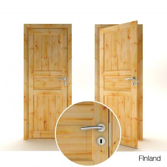 Finland Pušinės, Pušinės durys