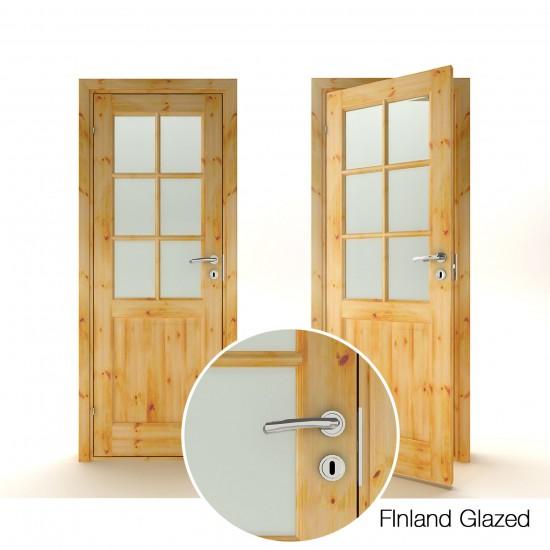 Finland Glazed Pine - 194.21eur. Skandinaviško tipo, www.doorshop.lt