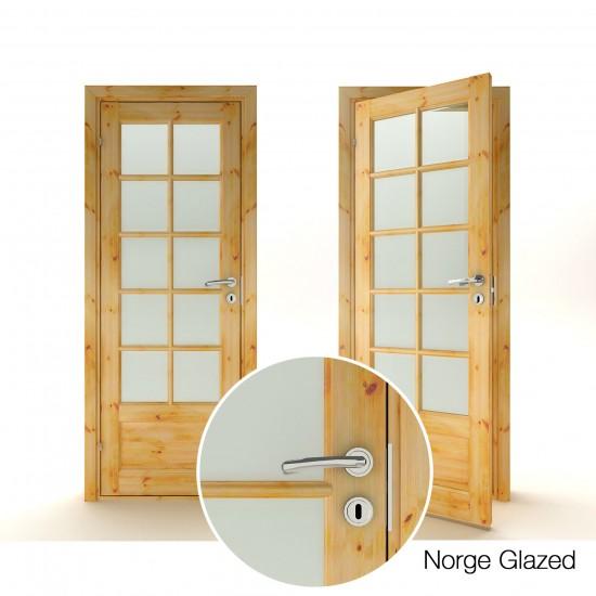 Norge Glazed Pine - 194.21eur. Skandinaviško tipo, www.doorshop.lt