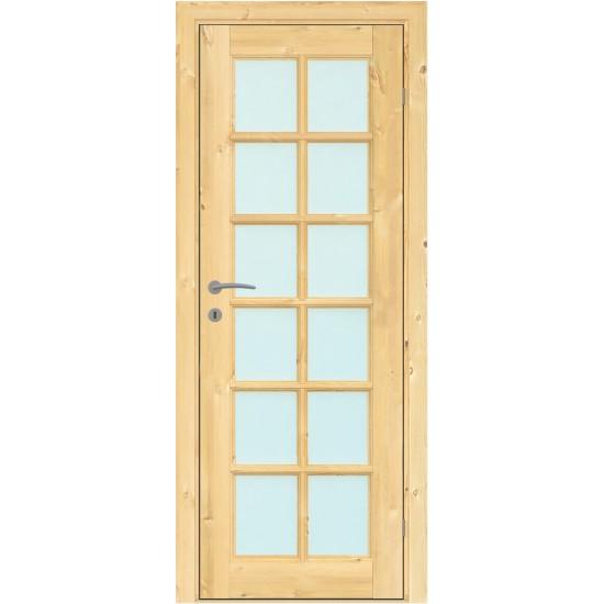 Island Glazed Pine - 194.21eur. Skandinaviško tipo, www.doorshop.lt