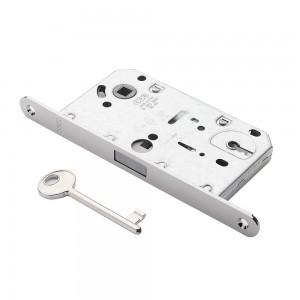 Vidaus durų AGB spyna POLARIS BB 90mm OC (magnetinė)