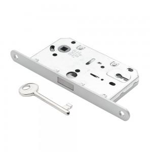 Vidaus durų AGB spyna POLARIS BB 90mm OCS (magnetinė)
