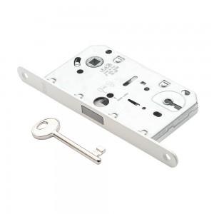 Vidaus durų AGB spyna POLARIS BB 90mm ZBN (magnetinė)