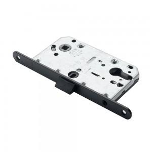 Vidaus durų AGB spyna EVO PZ 85 mm juoda