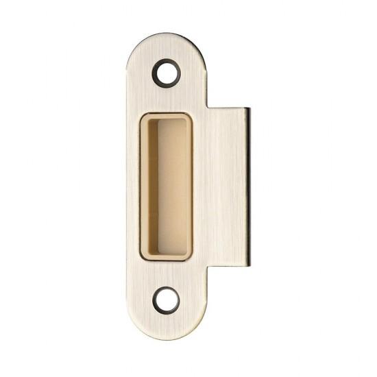 Plokštelė EASY-MATIC EVO OGR, lygi - 1.65eur. AGB Spynos, www.doorshop.lt