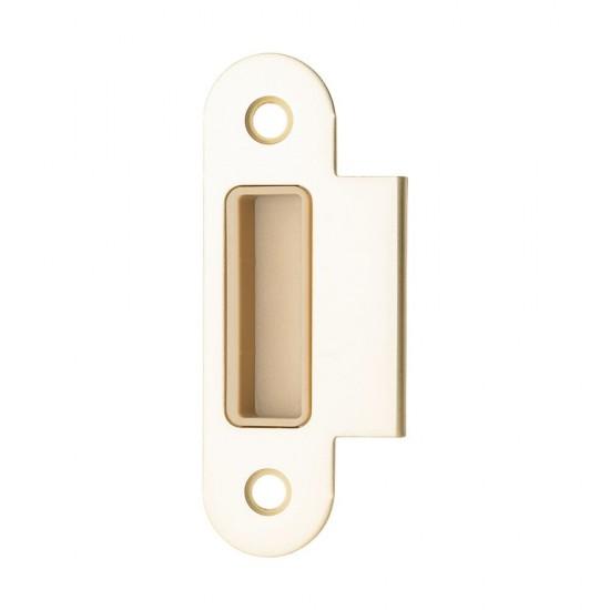 Plokštelė EASY-MATIC EVO OS, lygi - 1.65eur. AGB Spynos, www.doorshop.lt