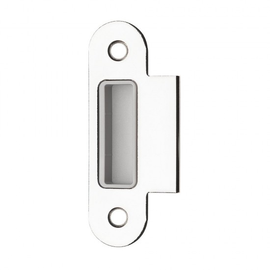Plokštelė EASY-MATIC EVO CR, lygi - 1.65eur. AGB Spynos, www.doorshop.lt