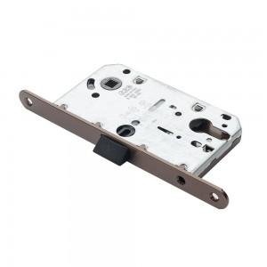 Vidaus durų AGB spyna EVO PZ 85 mm ruda