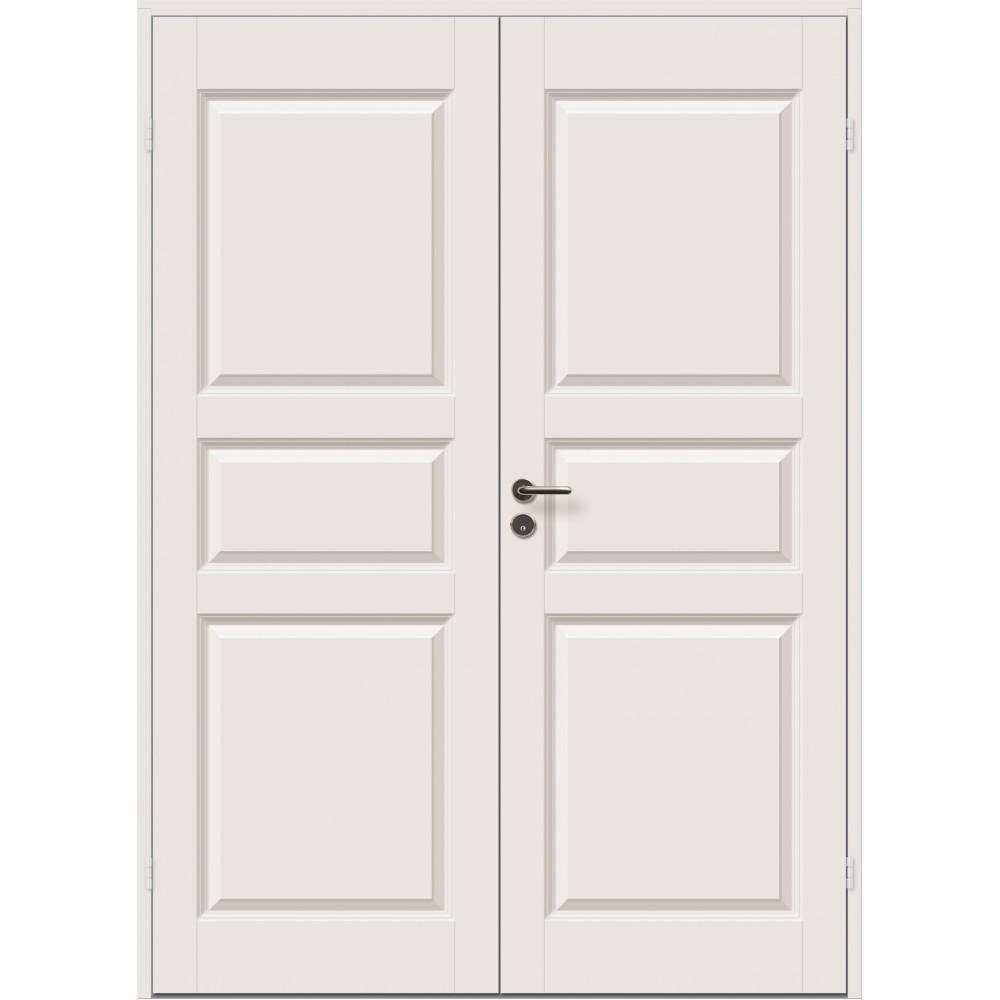 smėlios spalvos durys CASPIAN, su spyna