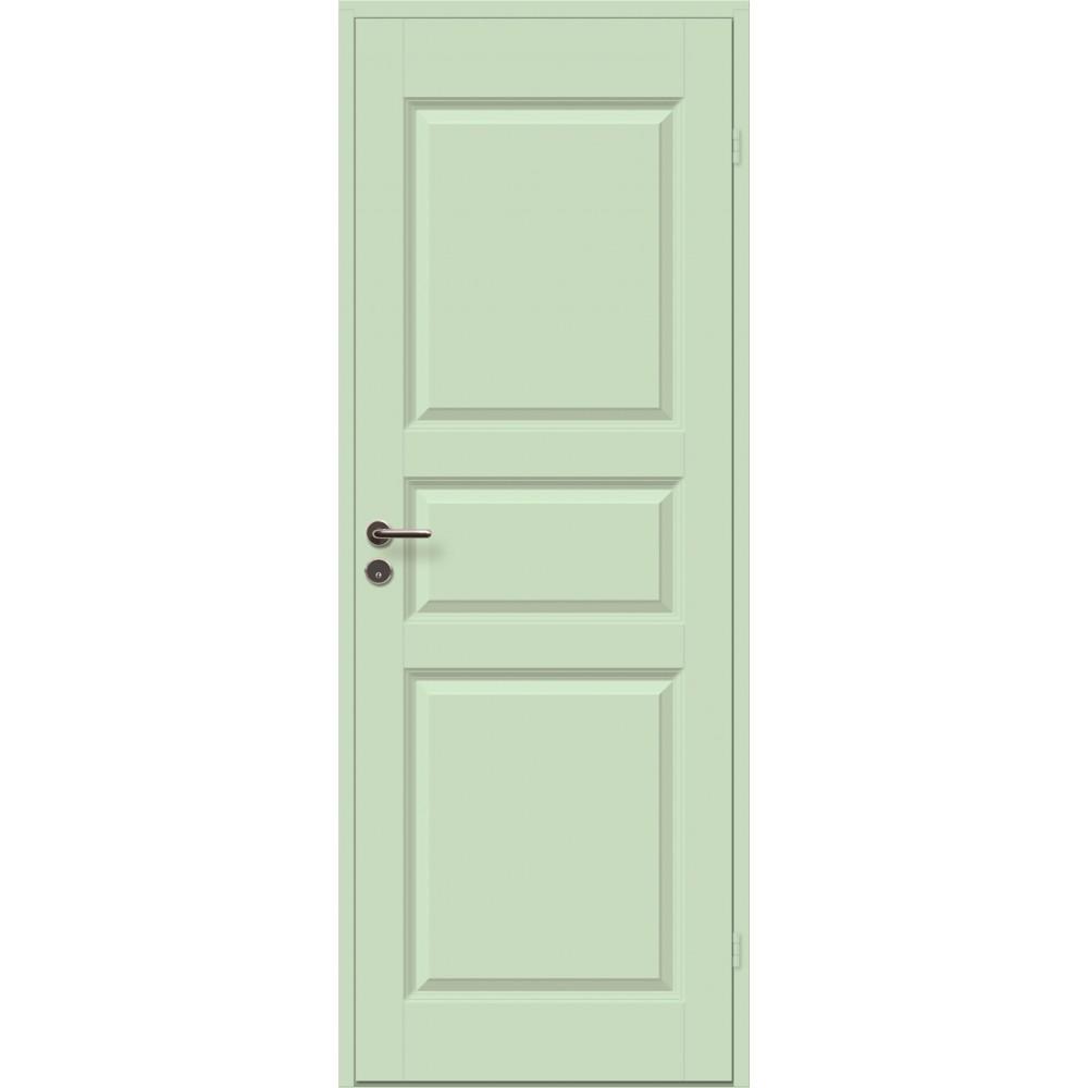 pastelinės spalvos durys CASPIAN, šildomom patalpom