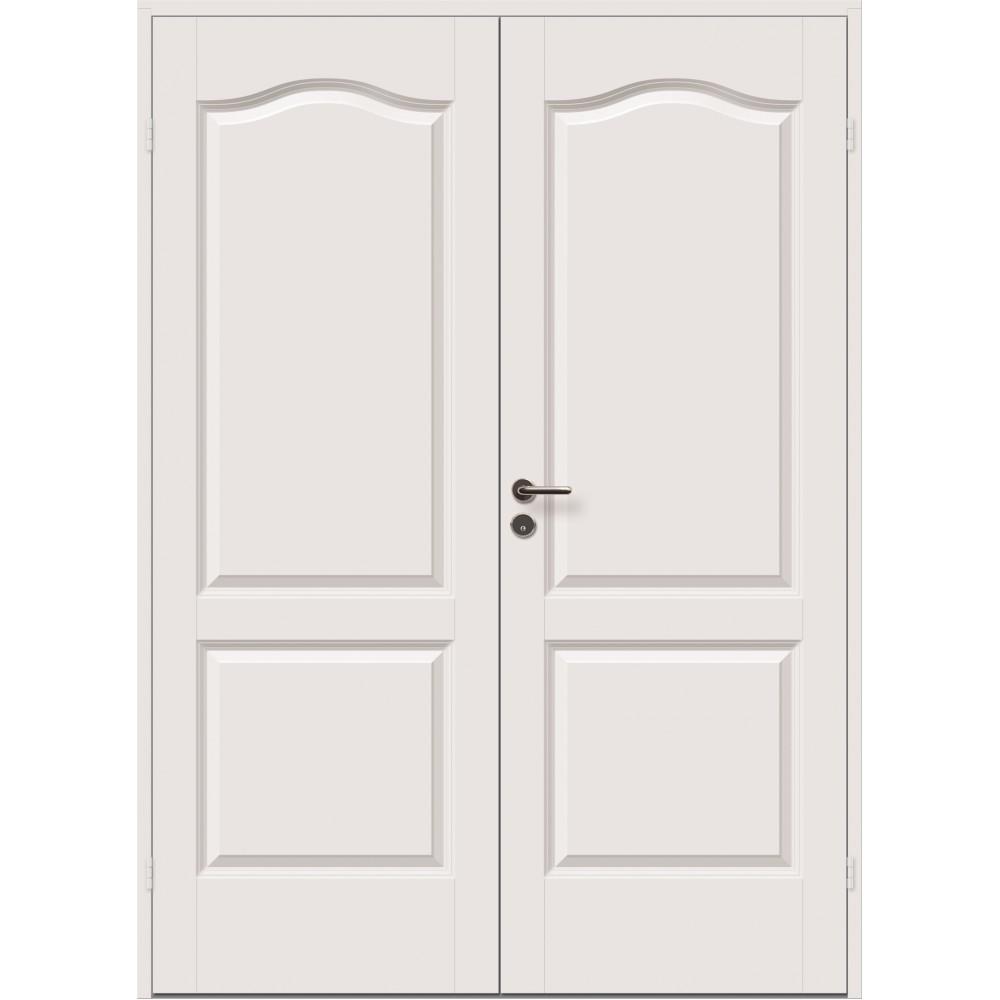 smėlios spalvos durys CASPIAN, medinės