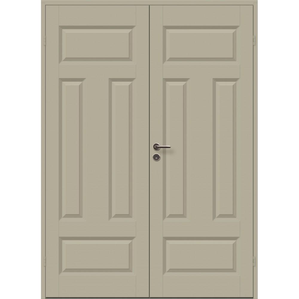 smėlio spalvos durys skirtos Šildomoms gyvenamoms patalpos, biurams
