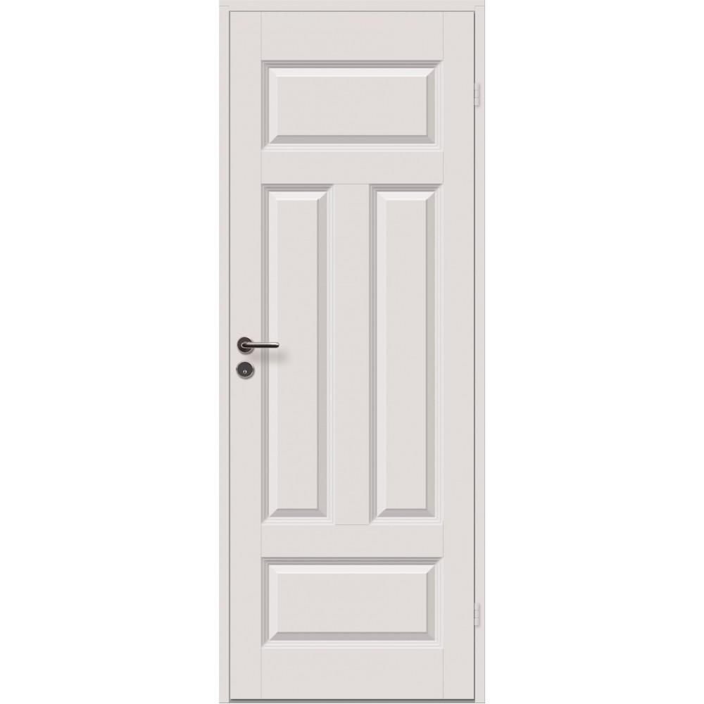 baltos spalvos durys JARI dekoruotos ornamentais