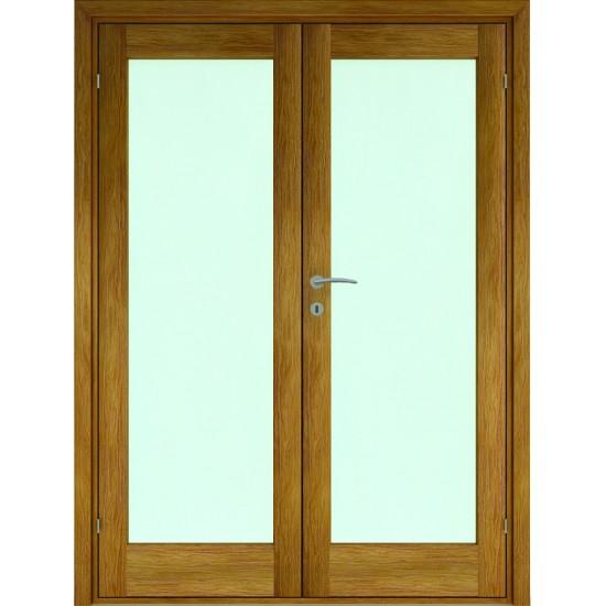 Trend1 Oak Double - 722.31eur. Skandinaviško tipo dviverės durys, www.doorshop.lt