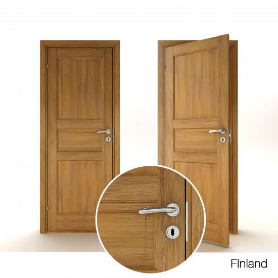 Finland Massive Oak - 330.58eur. Skandinaviško tipo, www.doorshop.lt