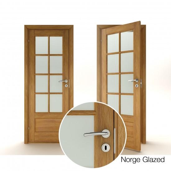 Norge Oak Glazed - 371.90eur. Skandinaviško tipo, www.doorshop.lt